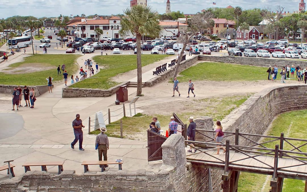 Where To Park in St. Augustine